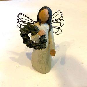 Willow tree angel of winter 🎄